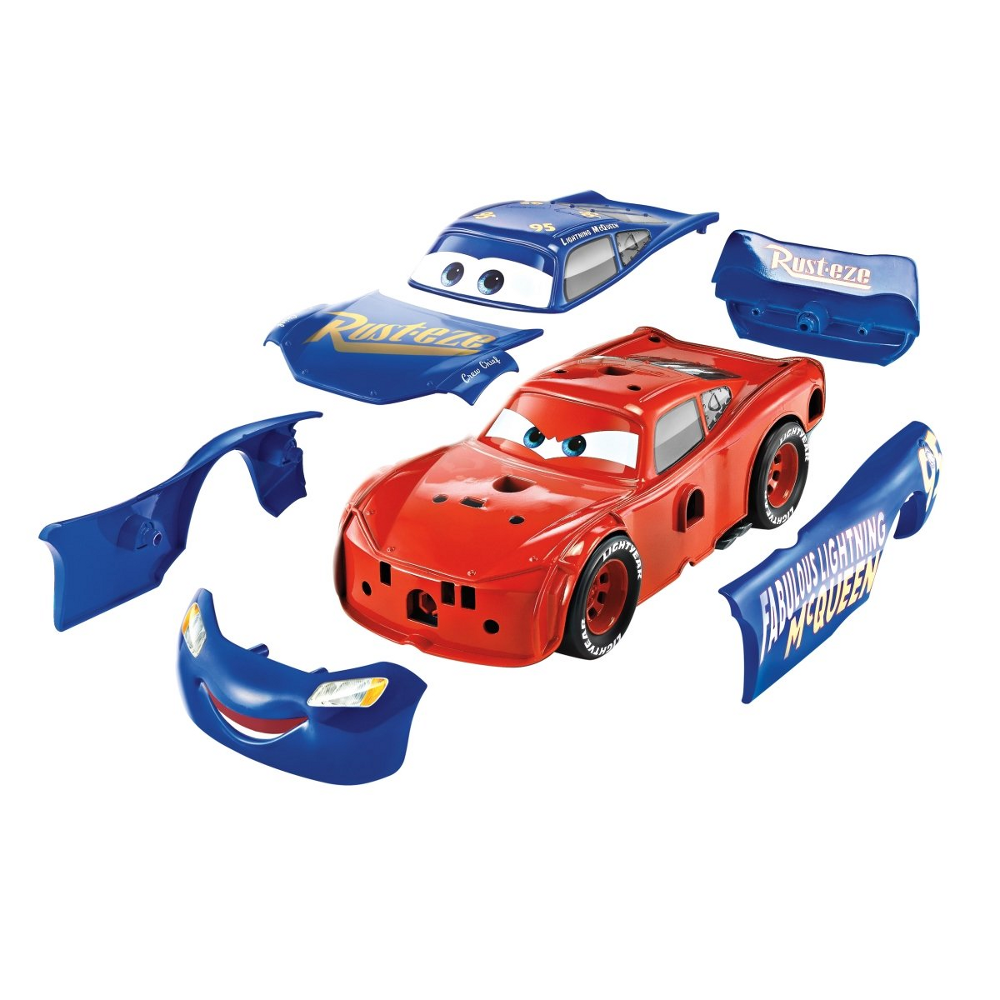 Mattel Disney Cars 3 Change and Race Lightning McQueen