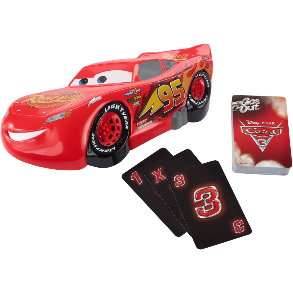 Mattel Games Cars 3 Mister Crash
