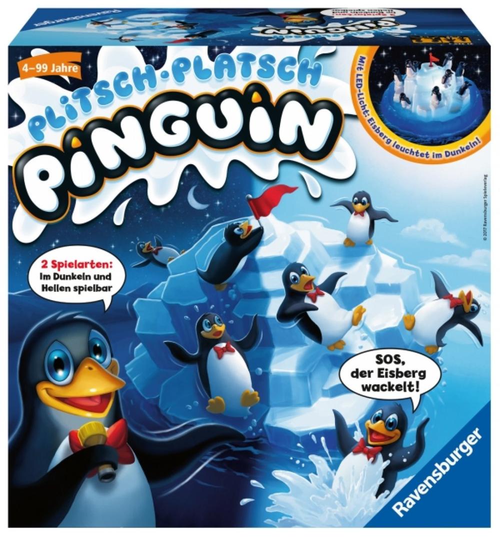 Plitsch-Platsch Pinguin Neuauflage