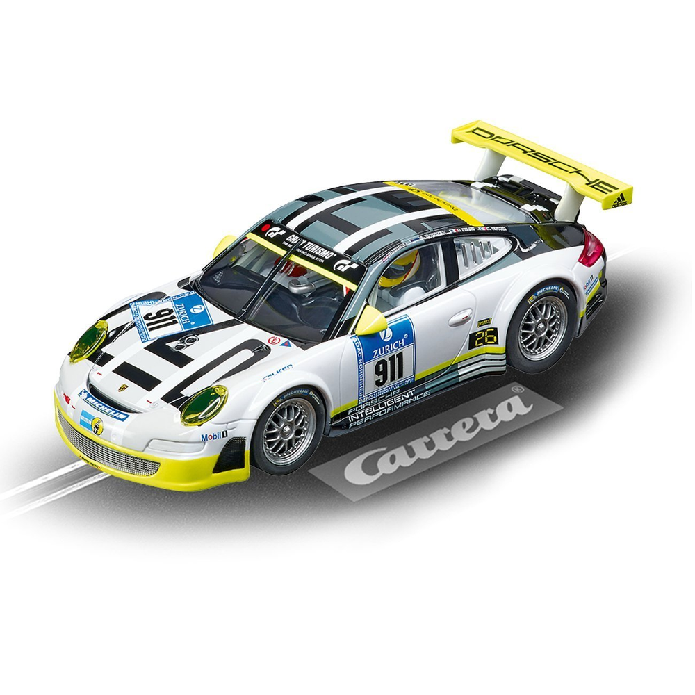 Porsche 911 GT3 RSR Manthey Racing Livery