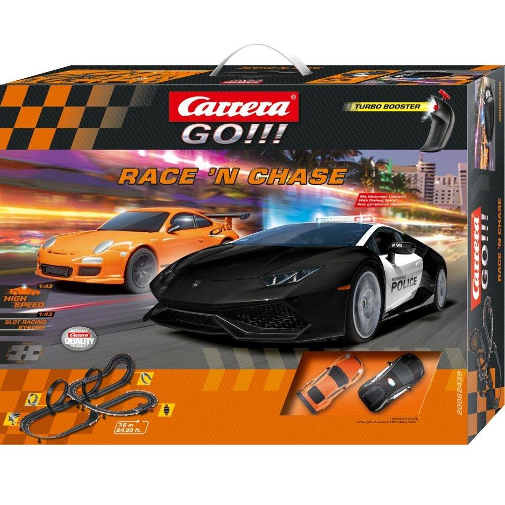 Carrera Rennbahn GO Race'n Chase
