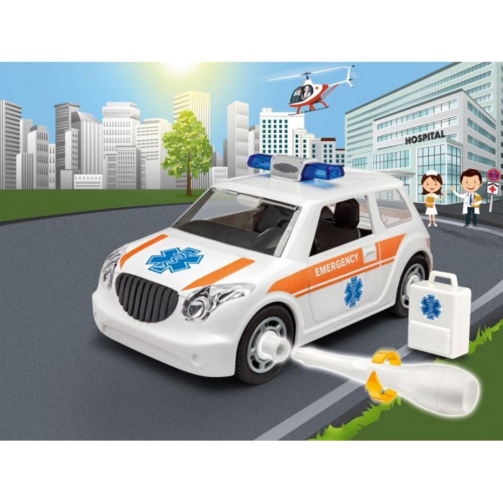 Rescue Car 00805