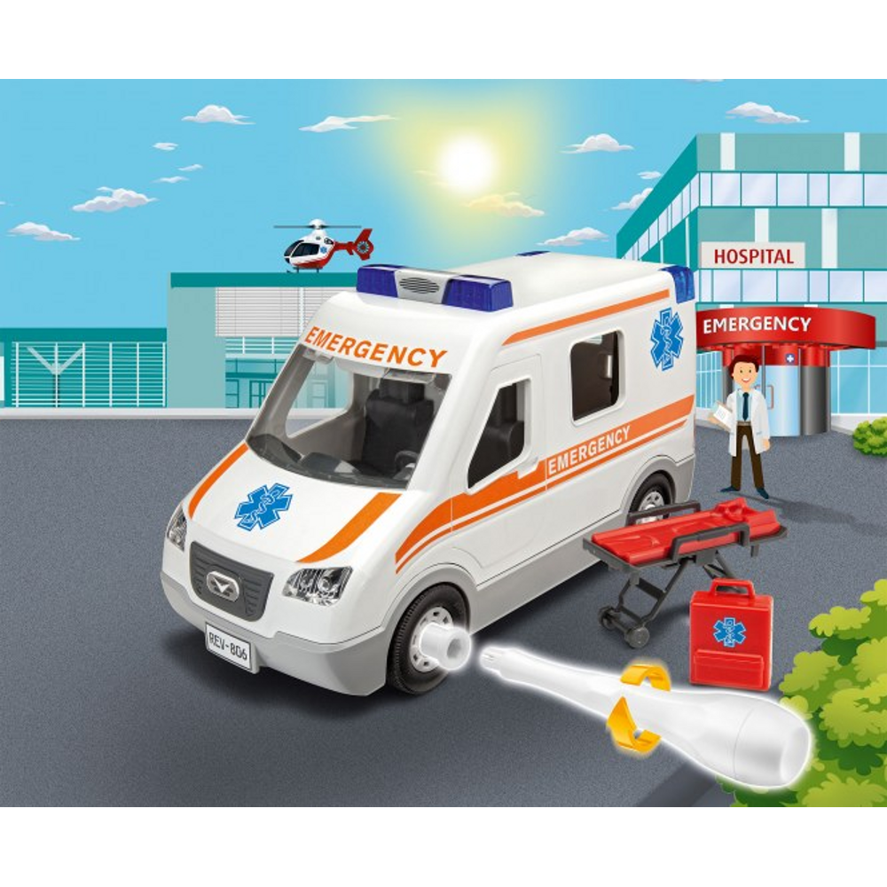 Ambulance 00806
