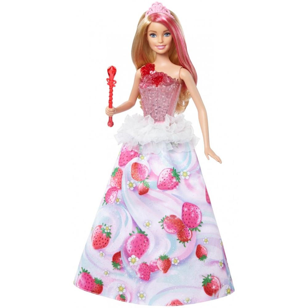 Mattel Barbie Bonbon Licht & Musik Prinzessin