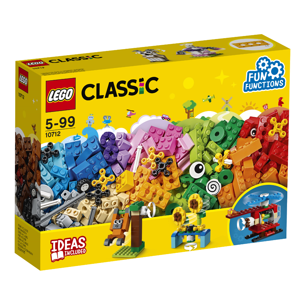 LEGO® Bausteine-Set - Zahnräder