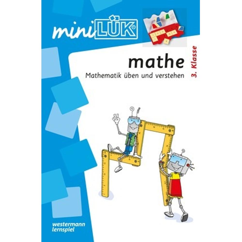 miniLÜK mathe 3.Klasse Mathematik üben und verstehen | TOP IN