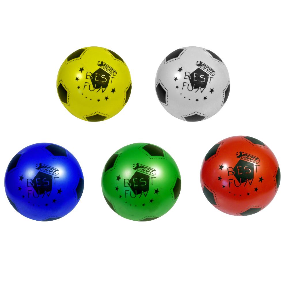 PVC-Ball FUN, 23 cm, verschiedene Farben