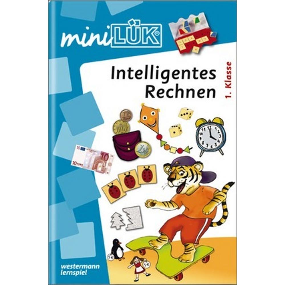 miniLÜK  Intelligentes Rechnen 1. Klasse