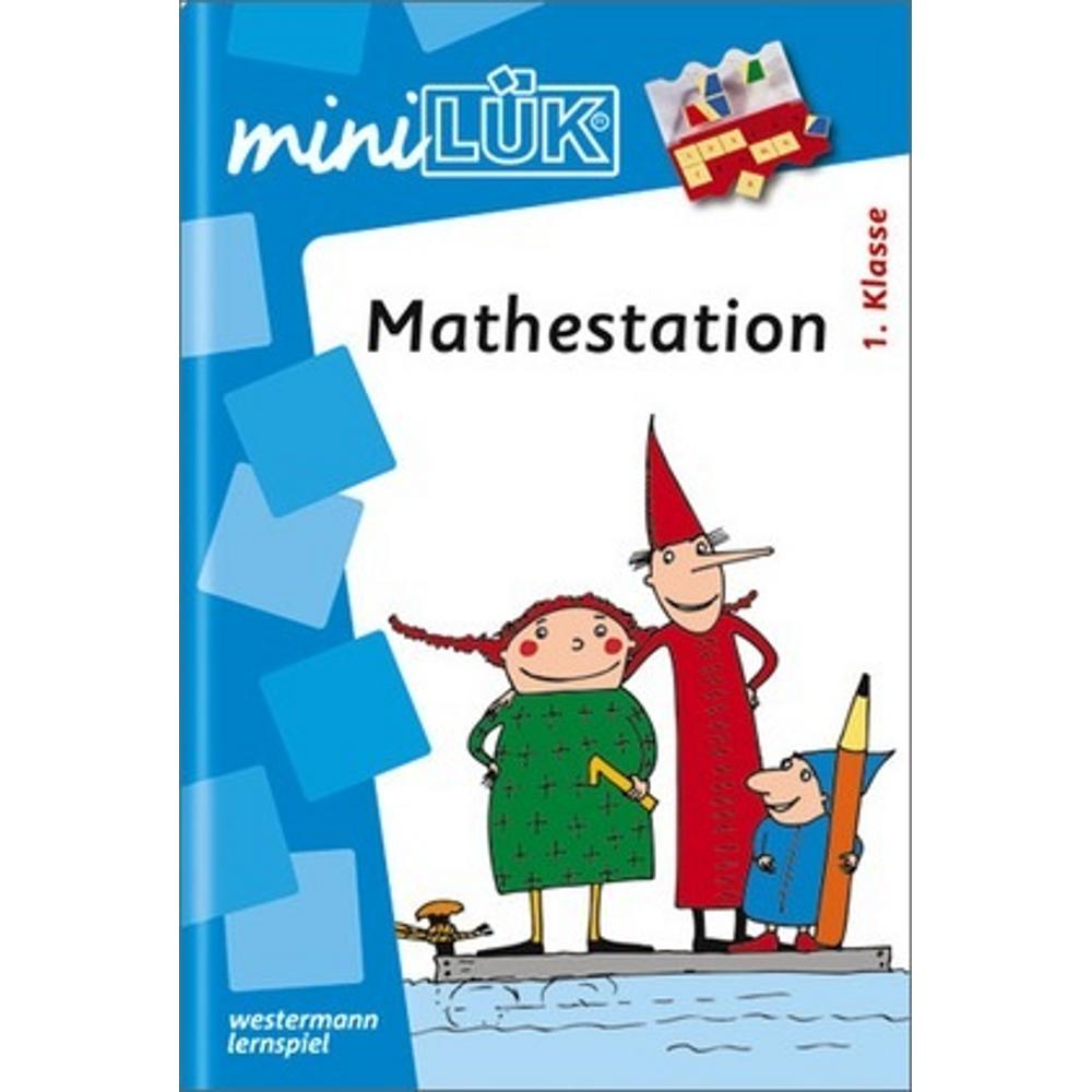 miniLÜK  Mathe-Station 1. Klasse