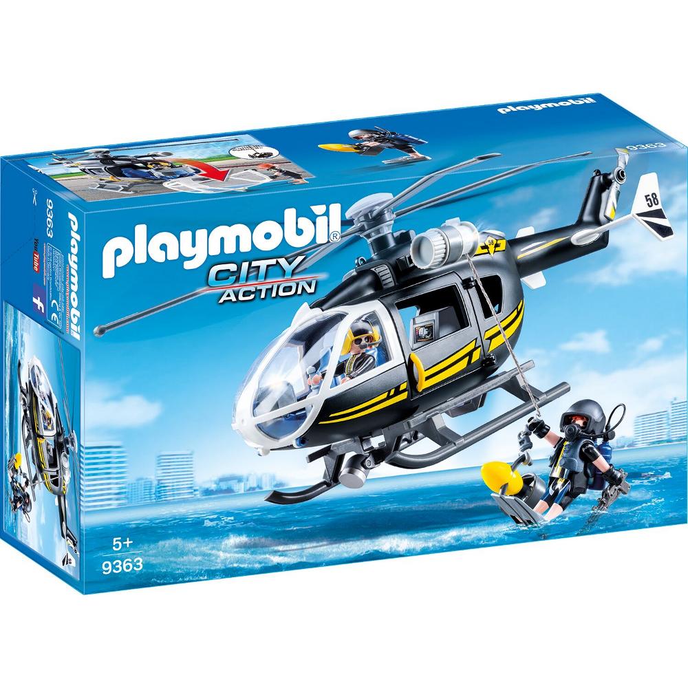 SEK-Helikopter
