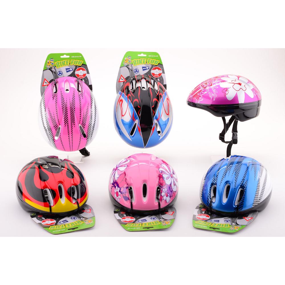 Bike Fun Kinderhelm Größe 50-5440116439631604005556107308