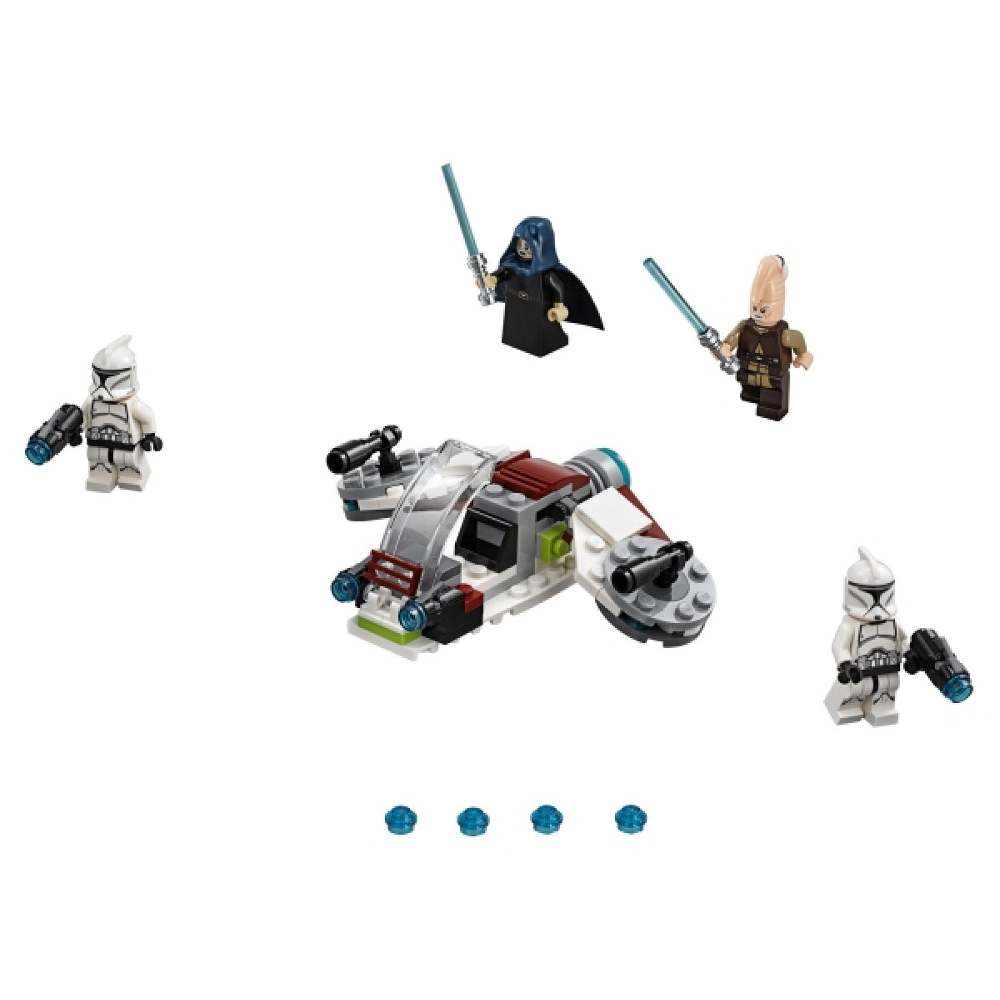LEGO® Star Wars™ 75206 CONF_Battle Pack Classic, 102 Teile