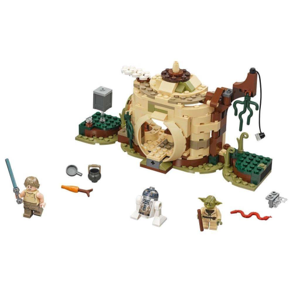 LEGO® Star Wars™ 75208 Yodas Hütte, 229 Teile