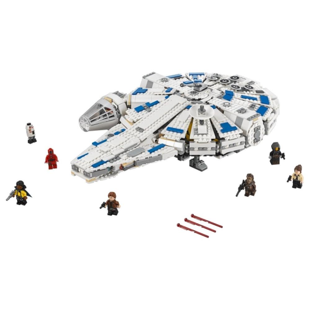 LEGO® Star Wars™ 75212 Confidential Hero ship Han Solo 5, 1414 Teile