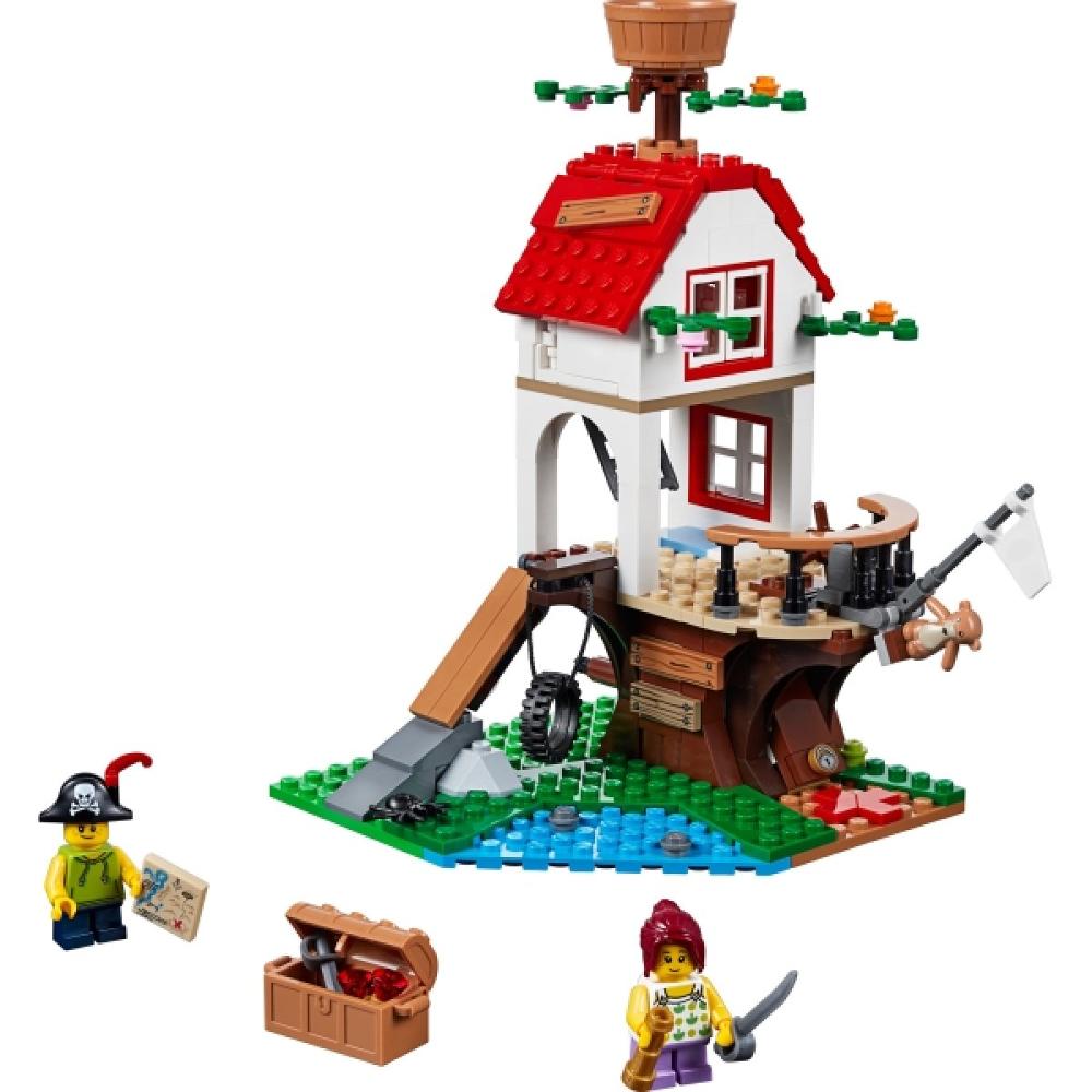 LEGO® Creator 31078 Baumhausschätze, 260 Teile