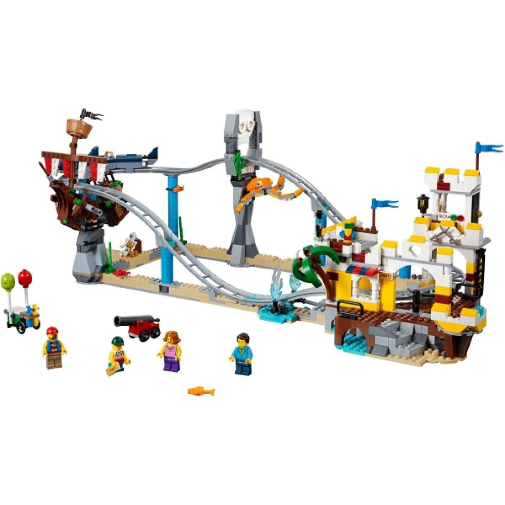 LEGO® Creator 31084 Piraten-Achterbahn, 923 Teile