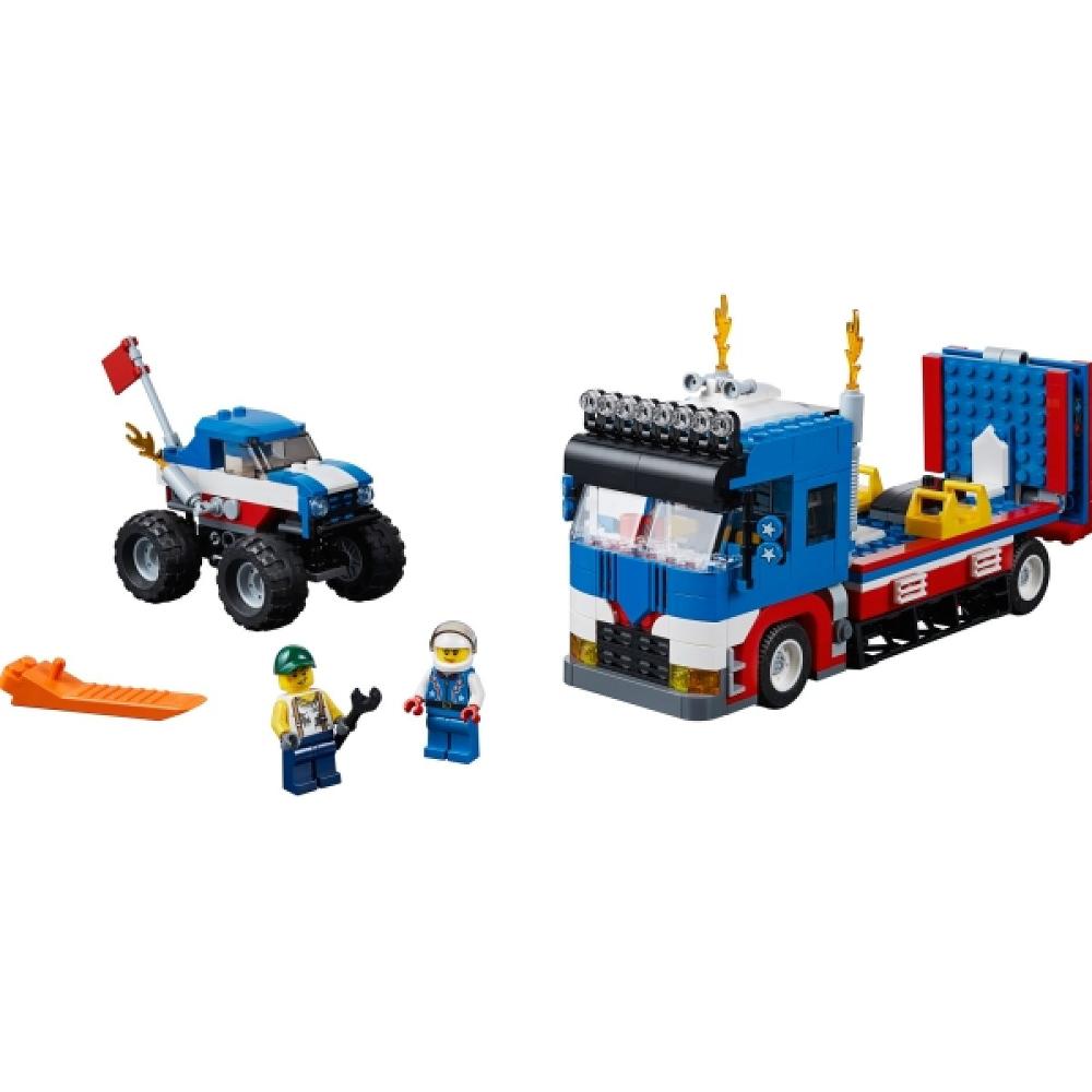 LEGO® Creator 31085 Stunt-Truck-Transporter, 580 Teile