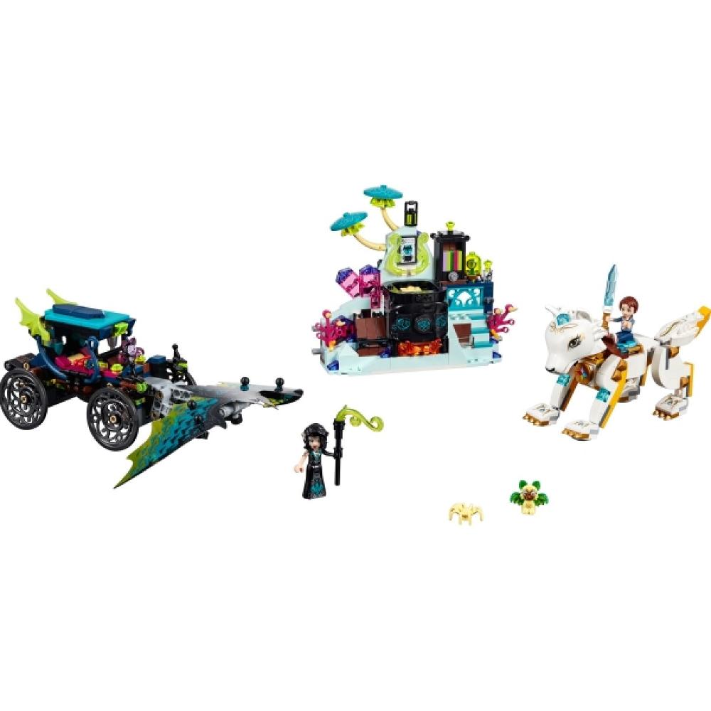 LEGO® Elves 41195 Finale Auseinandersetzung z. Emily u. Noctura, 650 Teile