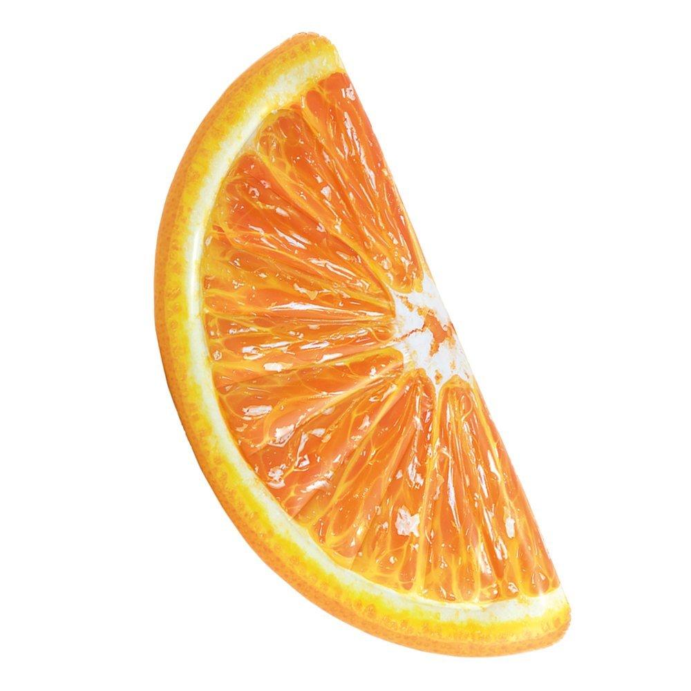 Intex Luftmatratze Orange 178 x 85 cm
