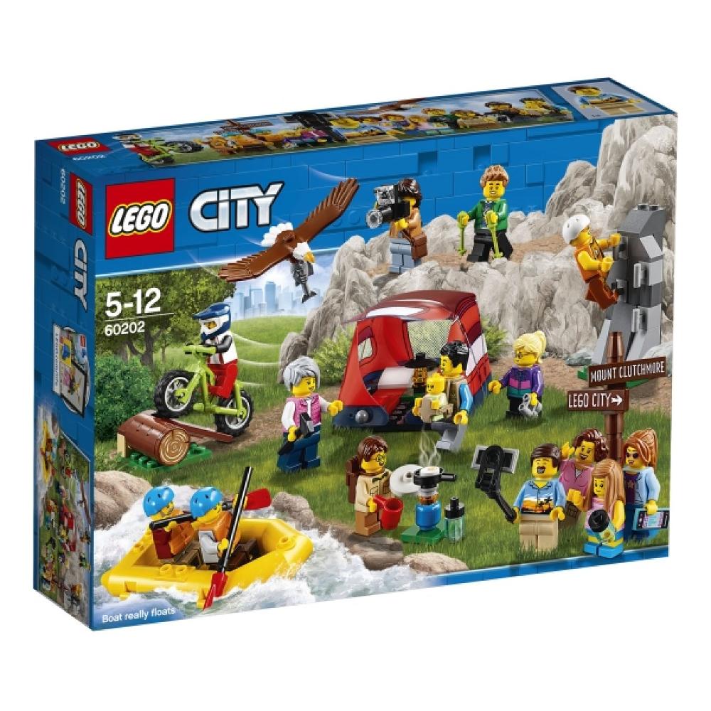 Stadtbewohner - Outdoor-Abenteuer