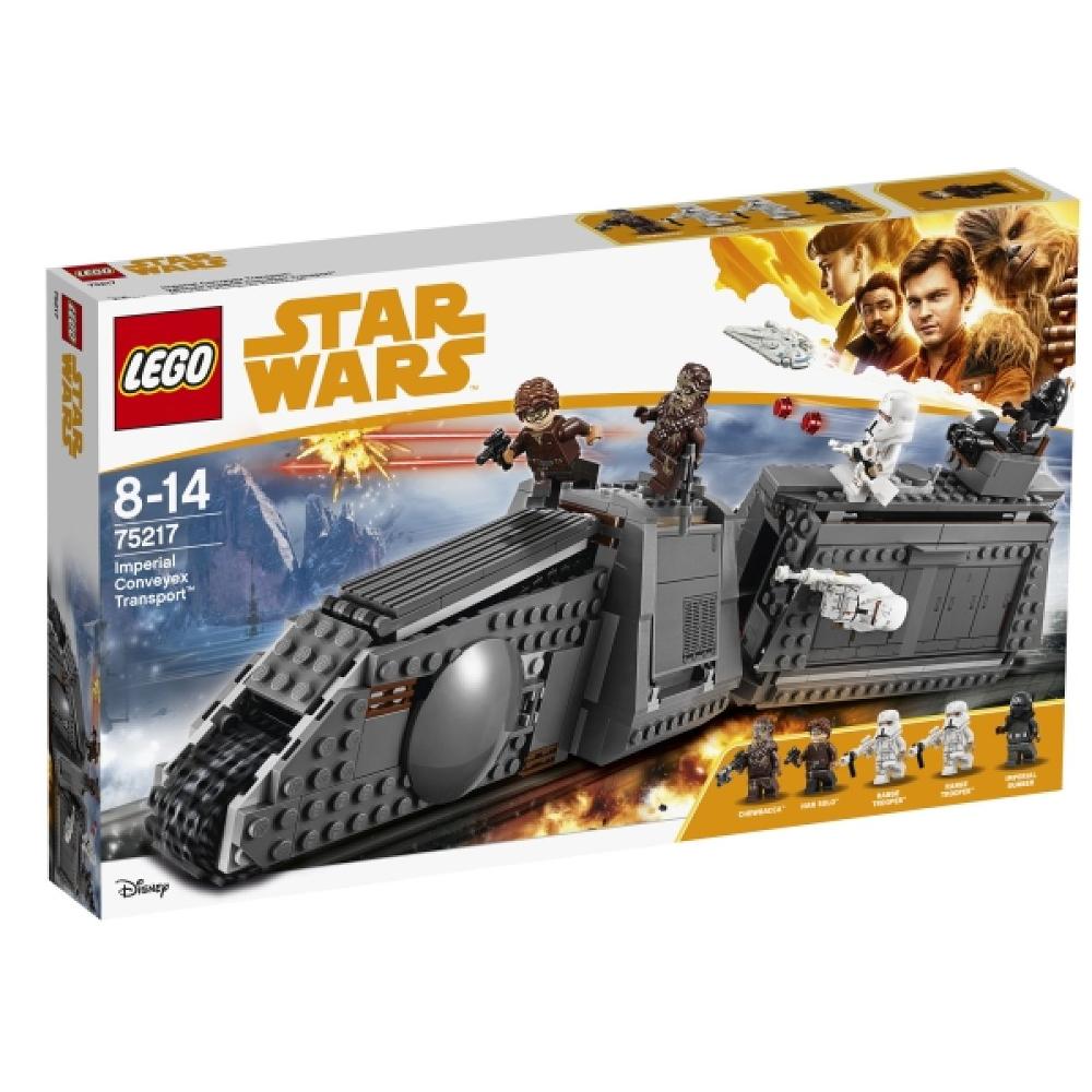 Imperial Conveyex Transport