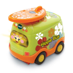 Tut Tut Baby Flitzer Hippie Bus