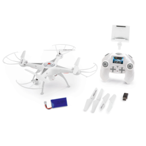 "Quadcopter ""GO! WIFI"""
