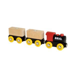 Classic Holz-Transportzug