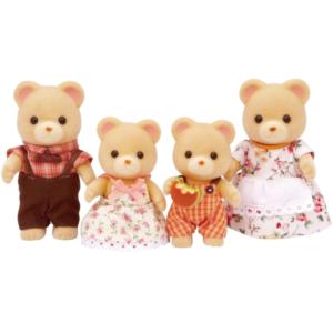 Bären: Familie Pelzig