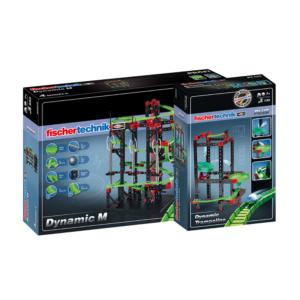 1   7  PROFI Dynamic M + PROFI Dynamic Trampoline