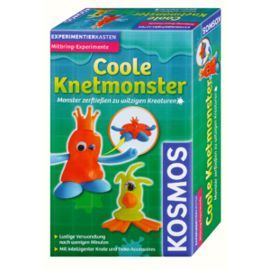 Coole Knetmonster