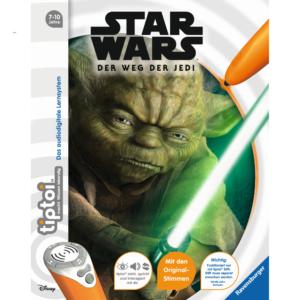 tiptoi® Star Wars? Der Weg der Jedi