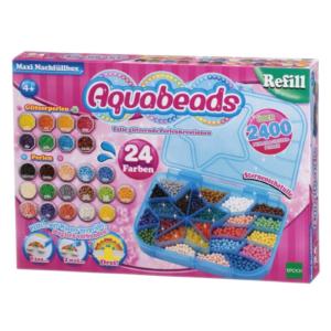 Aquabeads Maxi Nachfüllbox 2.400 Stück