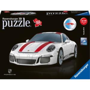 Puzzle 3D Porsche 911 R 108 Teile