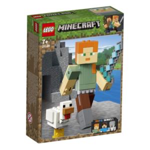 LEGO® Minecraft 21149 BigFig Alex mit Huhn