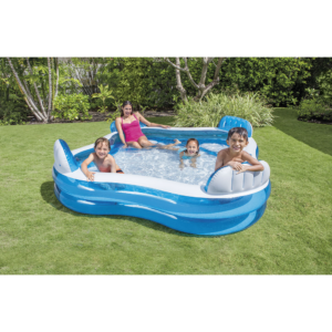 Swim Center Loumge Pool 229 x 229 x 66 cm