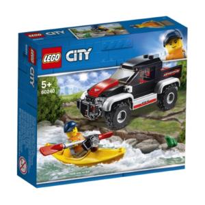 LEGO® City 60240 Kayak Abenteuer