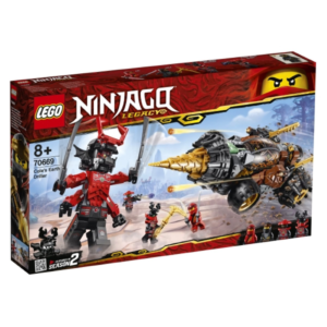 LEGO® Ninjago 70669 Coles Powerbohrer