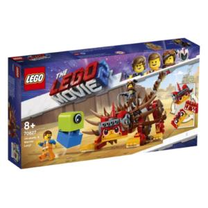 LEGO® Movie 2 70827 Ultrakatty & Krieger-Lucy!