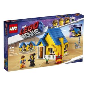 LEGO® Movie 2 70831 Emmets Haus & Rettungsrakete