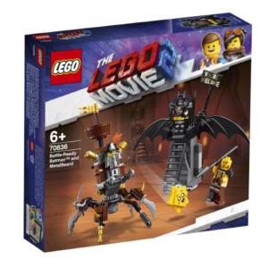 LEGO® Movie 2 70836 Batman und EisenBart