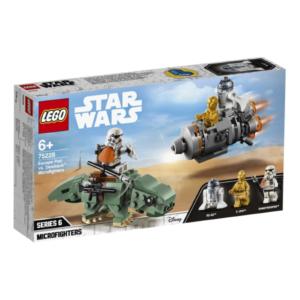 LEGO® Star Wars 75228 Escape Pod vs.Dewback™ Microfighters