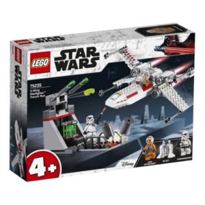 LEGO® Star Wars 75235 X-Wing Starfighter Trench Run (4+)