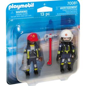 DuoPack Feuerwehrmann und - frau