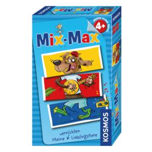 Mix-Max  Meine verrückten Lieblingstiere