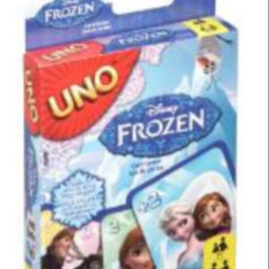 Mattel UNO Disney Frozen - Die Eiskönigin