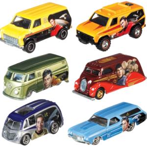 Mattel Hot Wheels Premium Cars r Pop Culture Sortiert