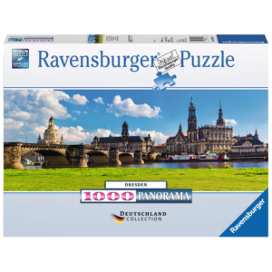 Ravensburger Puzzle - Dresden Canaletto Blick - 1000 Teile