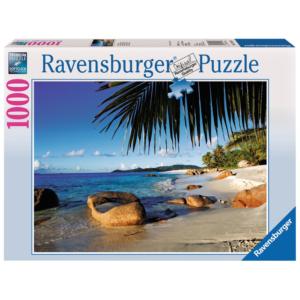 Ravensburger Puzzle - Unter Palmen - 1000 Teile