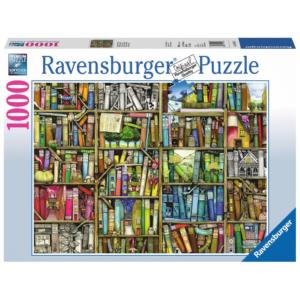 Ravensburger Puzzle - Magisches Bücherregal - 1000 Teile
